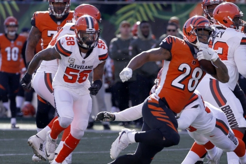 Bengals Bytes (12/4): Joe Mixon thinks this is only the beginning