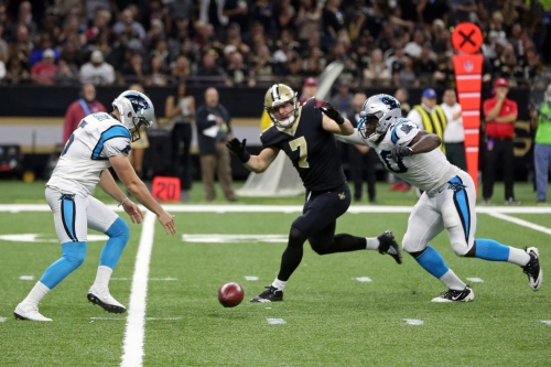 Panthers at Saints: 3 plays to love, 3 plays to hate