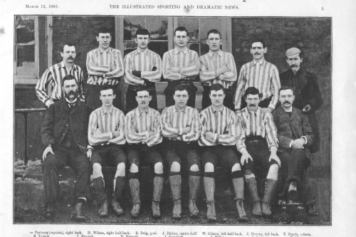Man City equal Sunderland's 125-yr most top-flight wins record; here's the 1891-2 story of glory