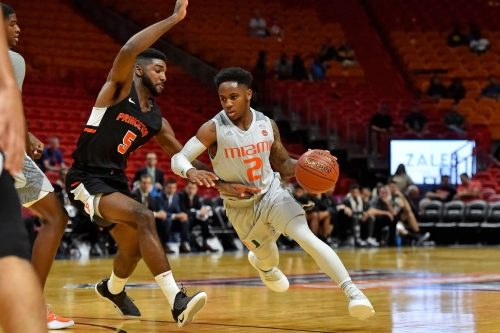 Canes Hoops Stays the Same in the AP Poll