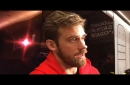 Red Wings' Henrik Zetterberg, on moving on from Saturday's debacle