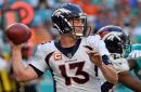 Broncos will start Trevor Siemian against Jets in Week 14