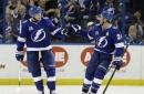 Gourde keys Lightning surge in 6-2 win over Islanders (Dec 05, 2017)