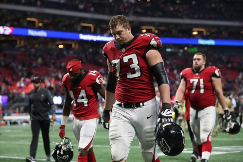 NFL power rankings: Atlanta Falcons don't slide much after loss to Minnesota Vikings