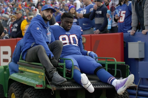 Bills Links, 12/6: Unexpected names moved to injured reserve in Buffalo