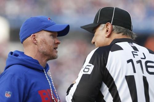 Penalty recap: A sliver of good news for Bills fans