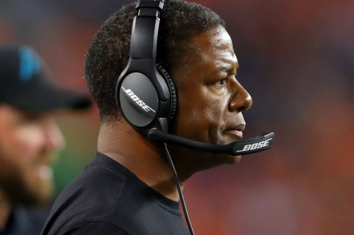 Panthers defensive coordinator Steve Wilks should be an NFL head coach in 2018