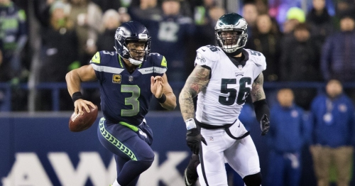 Seahawks QB Russell Wilson wins NFC Offensive Player of Week honors for 7th time in career