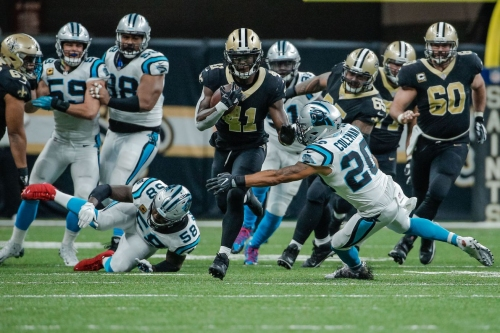 Panthers Film Room: Sean Payton plays chess while Carolina plays checkers