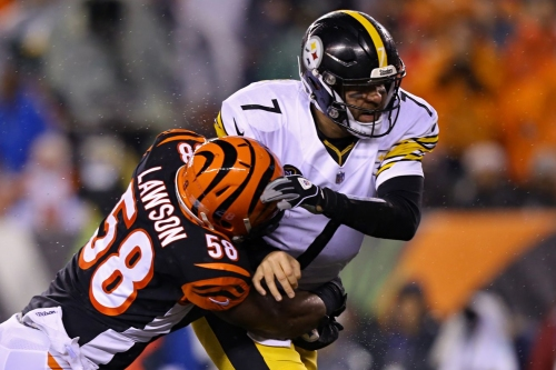 Ben Roethlisberger insinuates Bengals aren't a good team and he has no respect for them