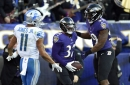 Eric Weddle's wreckage against the Lions earned him a weekly award