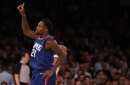Patrick Beverley: I might 'pop up early'