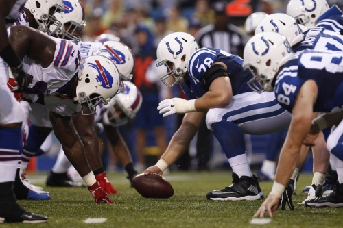 Buffalo Bills try to keep playoff hopes alive with win over Indianapolis Colts