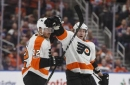 Simmonds has goal and assist, Flyers beat Oilers 4-2 (Dec 06, 2017)