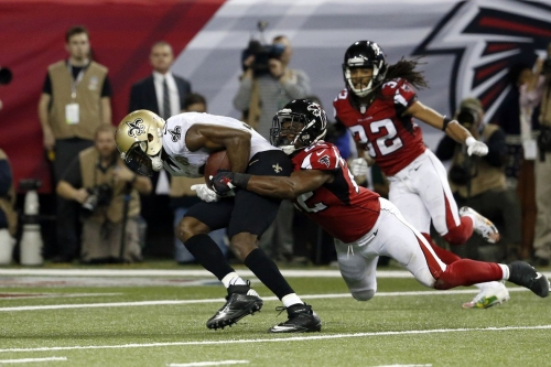 Falcons - Saints Thursday Night Football channel, time, streaming, and odds