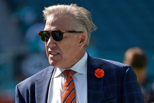 Talk of the Broncos firing John Elway is nonsensical