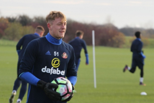 Promising Sunderland 'keeper joins Darlo on loan - like Pickford, could it be the making of him?