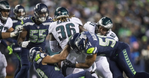 Seahawks' once-again-stingy run defense will get a tough test from Jacksonville and Leonard Fournette