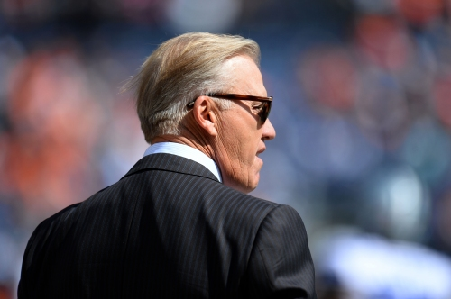 John Elway is embarrassed by the state of his Broncos