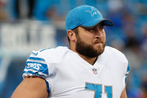 Lions-Buccaneers injury report: 5 offensive linemen dealing with injury