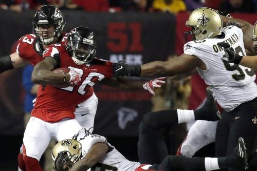 Falcons - Saints Thursday Night Football open thread, key info and tracker