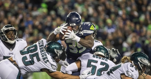 Five things to know about Seahawks running back Mike Davis: 'I just wanted to prove that I belong'