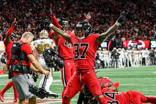 Falcons vs. Saints recap: Take skill and resilience, add luck, blend until smooth