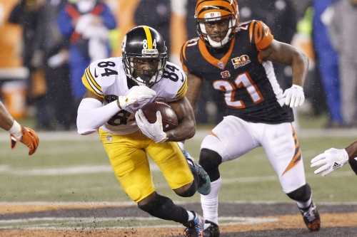 Steelers Injury Report: Antonio Brown back on the injured list