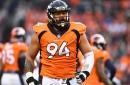 Broncos injury report: Domata Peko questionable for Week 14