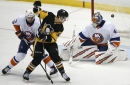 Islanders rally falls short in overtime loss to Penguins