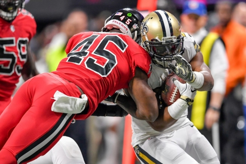Twist Ending Revives Falcons Playoff Hopes