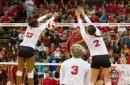 NCAA Volleyball Tournament: Nebraska Reaches Regional Final