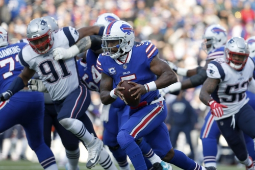 Bills Links, 12/9: Quarterback questions remain in Buffalo