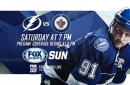 Preview: Two of NHL's best offenses meet as Lightning host Jets