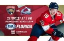 Preview: Without Luongo, Barkov, Panthers host Avalanche