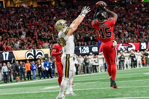 What We Learned: Falcons vs. Saints