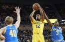 Michigan basketball defeats UCLA in overtime at the Crisler Center