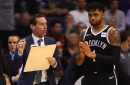 Kenny Atkinson's taste put to the test ... again