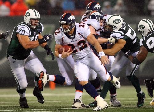 Broncos vs. Jets series history: Denver has won four of last five meetings