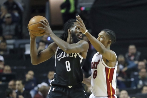 Adios Mexico: Nets struggle in the 2nd half and fall to Heat, 101-89
