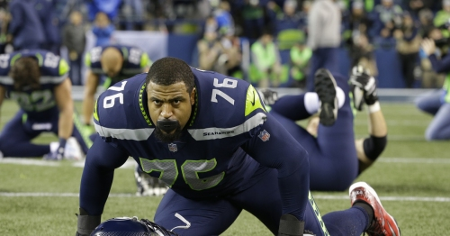 This is no misprint: It's time to give the Seahawks' offensive line credit