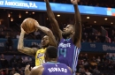 Lakers vs. Hornets Final Score: Strong bench effort closes out 110-99 Lakers victory