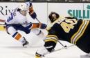Goals by Marchand, DeBrusk lead Bruins past Islanders 3-1 (Dec 09, 2017)