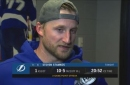 Steven Stamkos happy finish homestand by beating high-flying Jets