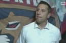 Bob Boughner feels Panthers missed opportunities in loss to Avalanche
