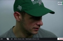 Jason Spezza: 'Obviously, it's a game that we gotta win'