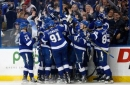 Lightning complete perfect 4-game homestand with OT win over Jets