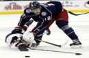 Bobrovsky stops 35 shots as Blue Jackets beat Coyotes 1-0