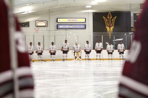 ASU Hockey: Sun Devils split home series with Princeton