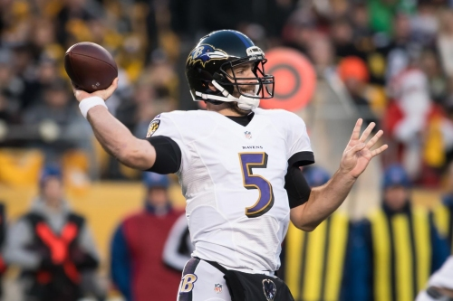 How the Ravens could 'air it out' vs. the Steelers on Sunday Night Football